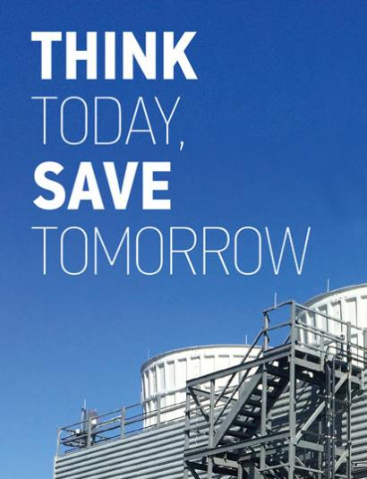 Think today, save tomorrow